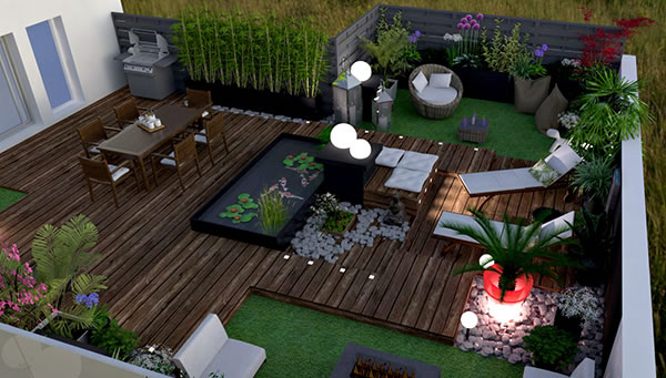 Best Terrasse Zen Pictures - House Interior - joecutbirth.com
